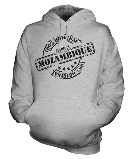MADE IN MOZAMBIQUE MOZAMBIQUE MOZAMBIQUE UNISEX HOODIE MENS damen LADIES GIFT CHRISTMAS BIRTHDAY 50TH  | ein guter Ruf in der Welt  | Neu  | Ausgezeichnete Leistung  b602ee