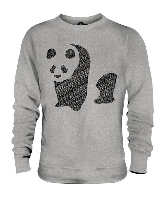 Panda Lol Unisex Suéter Regalo Top Divertido Jungla