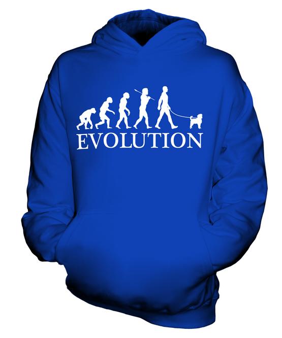 Indexbild 12 - AFFENPINSCHER EVOLUTION HUND KINDER KAPUZENPULLOVER HOODIE JUNGEN